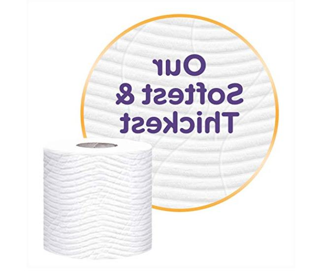 Ultra ComfortCare Soft Biodegradable 24 & 36 Mega Rolls
