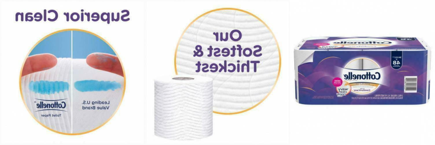 ultra comfortcare toilet paper soft bath tissue