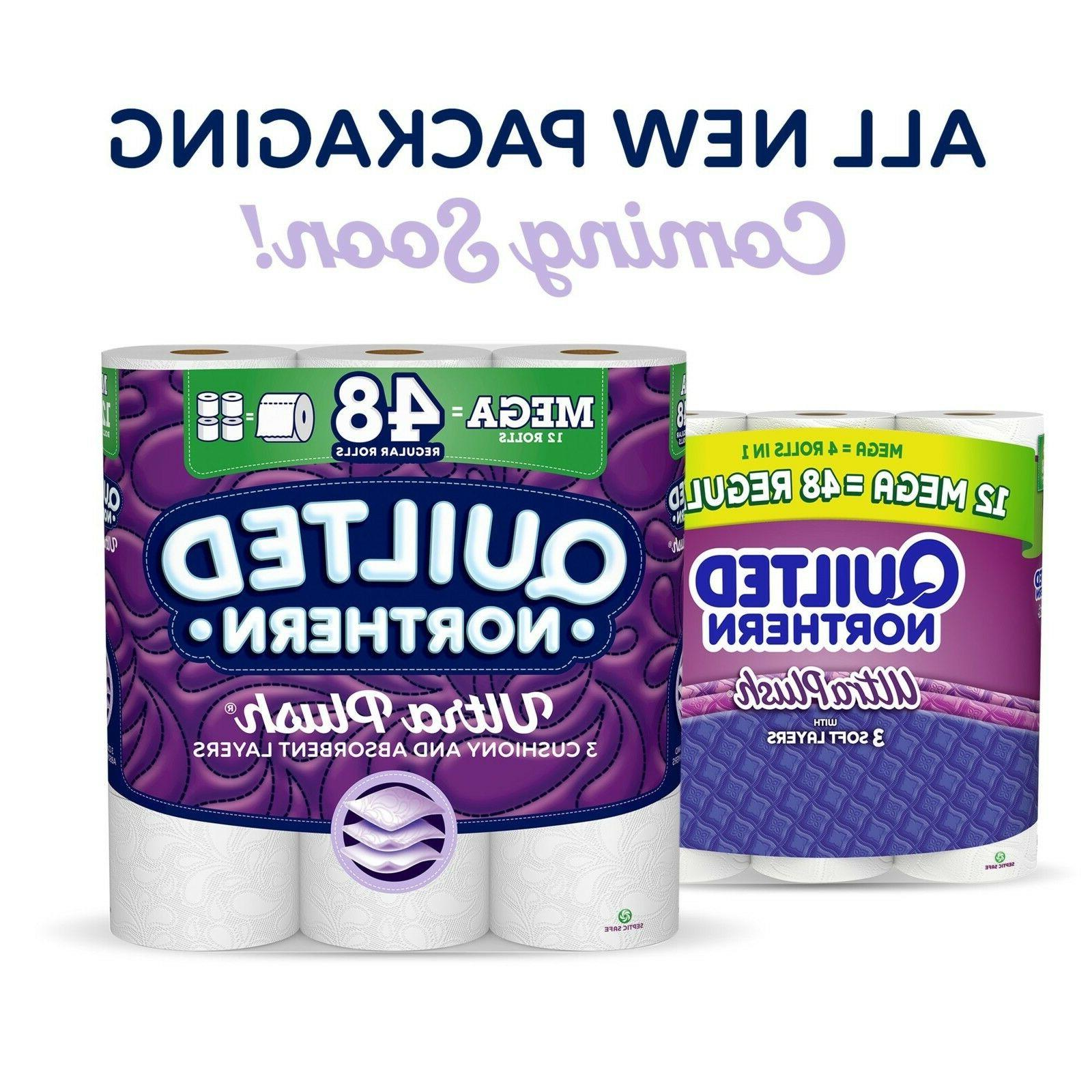3-Ply Toilet 48Pack Double