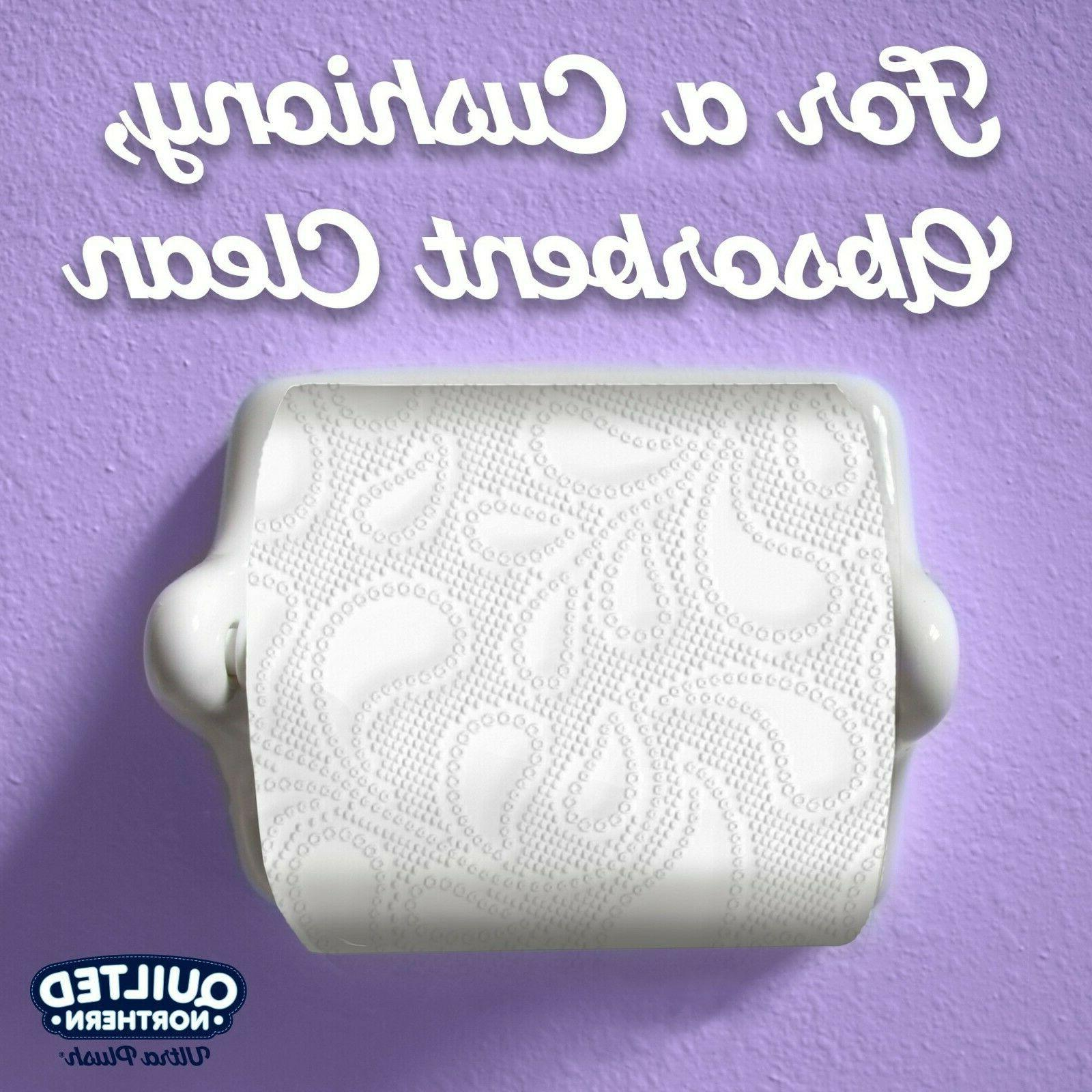 Quilted Northern Ultra Toilet Ply Bath Tissue, of 8 Rolls