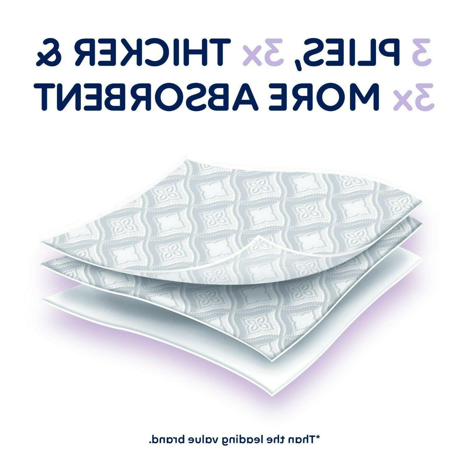 Quilted Ultra Toilet Paper, Bath of 8