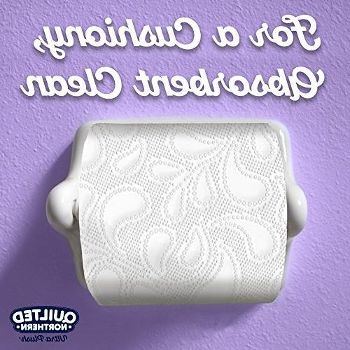 Quilted Northern Ultra Toilet Paper, 24 Supreme Rolls, Regular Bath Tissue, 3 of