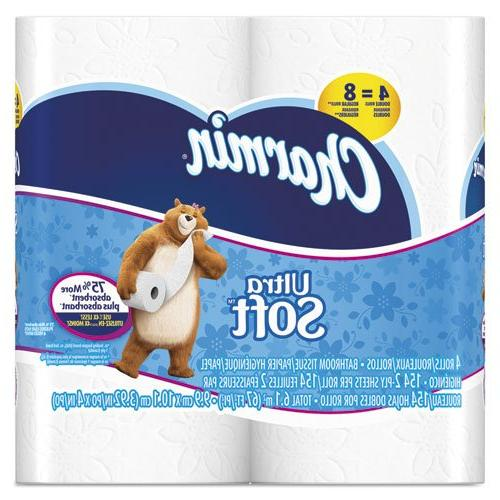 ultra soft 2 ply toilet