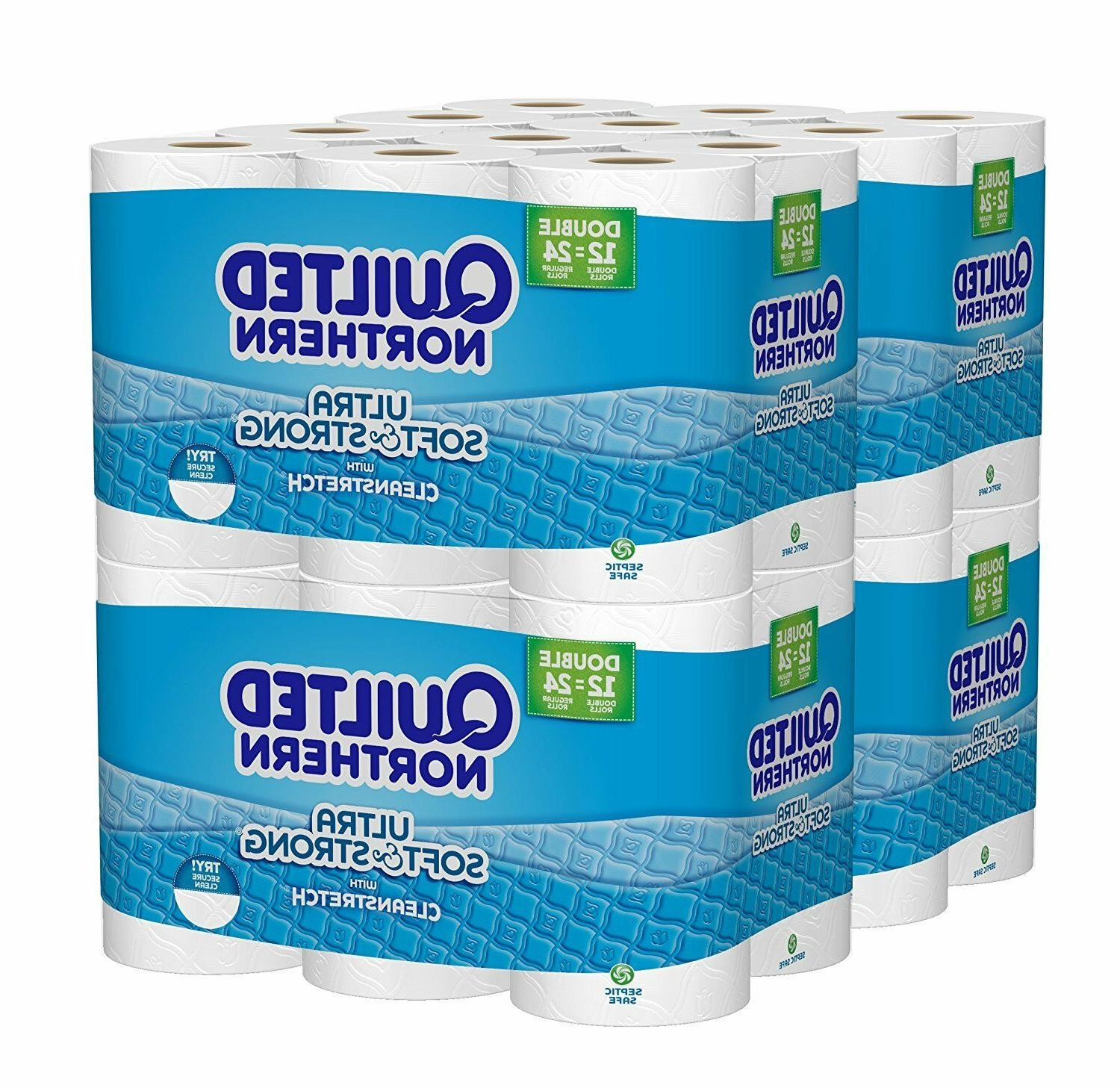 and Strong Double Toilet Tissue 48 96