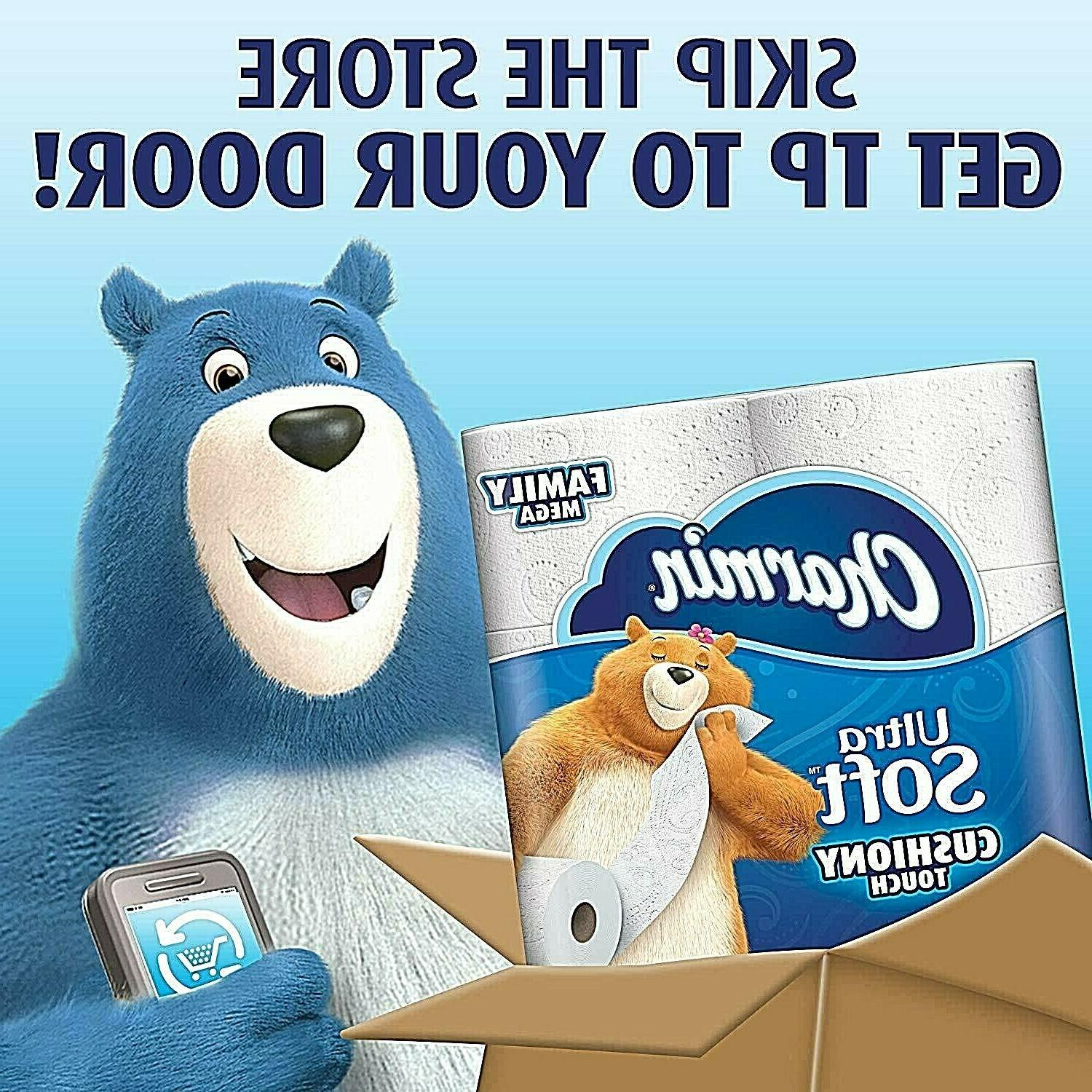 Charmin Touch 6 Family 30