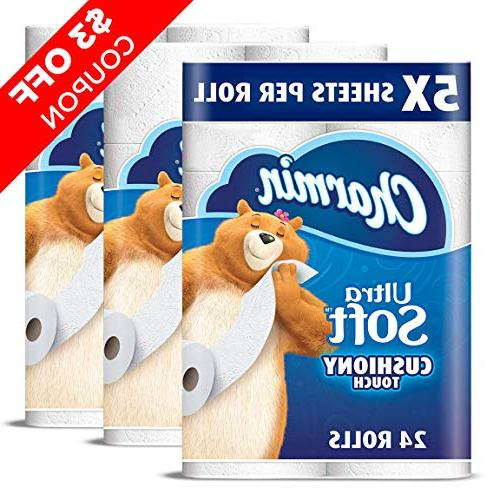 ultra soft toilet paper