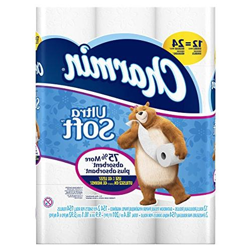 Charmin Ultra Paper Double