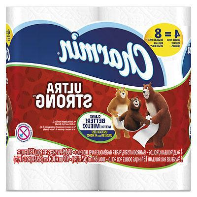 Charmin Strong Tissue 4x3.92 154/Roll 4 Roll/Pack