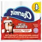 Charmin Ultra Strong Bathroom Tissue, 2-Ply,  4 Rolls/Pack,