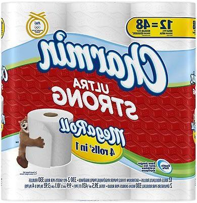 ultra strong toilet paper 12