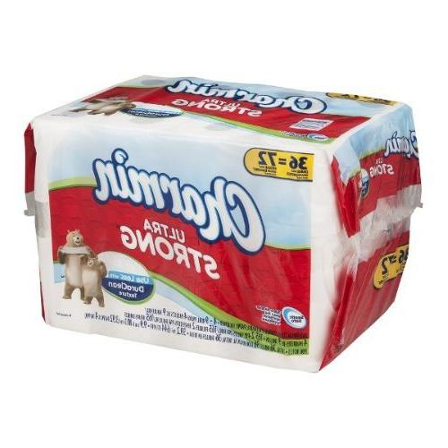 Charmin Ultra Strong Paper Double
