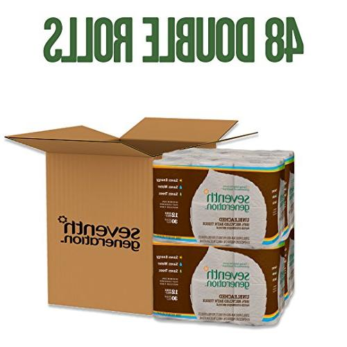 Seventh Unbleached Tissue 12-Count