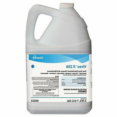 Diversey Virex II 256 One-Step Disinfectant Cleaner Deodoran