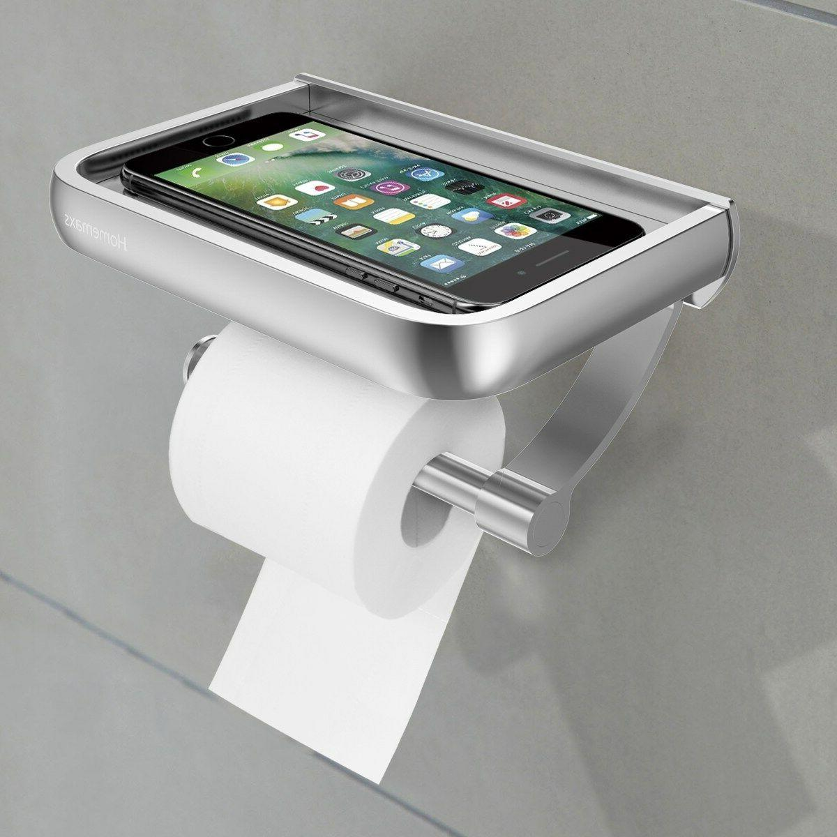 Wall Mount Holder Toilet With