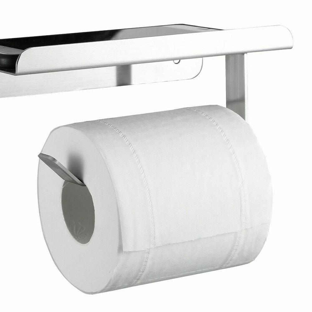 Wall Mounted Paper Phone Tissue Roll