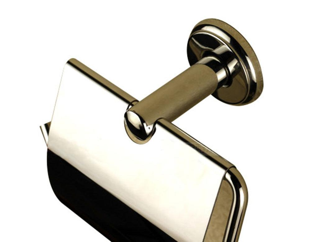 Wall Mounted Stainless Bathroom Holder Tissue