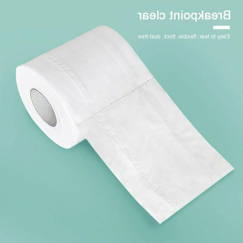 White Soft 10 Eco-Friendly Bathroom Tissue Ply