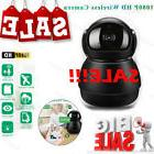 Wireless 1080P HD WiFi P/T IP Camera Security Motion Detecti