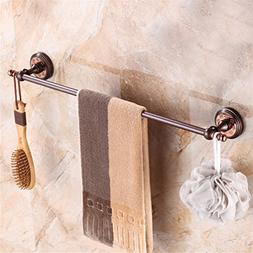 LAONA Continental ORB+ rose gold-copper bathroom accessories