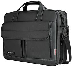 Laptop Bag 15.6 Inch, Business Briefcase for Men Women, 15in