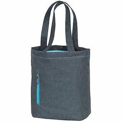 Everest Laptop and Tablet Tote Bag, Charcoal, One Size