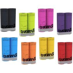 Renova Luxury Scented Colored Toilet Paper 6 Rolls 3-Ply 140