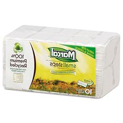 Marcal MAC 6724 MRC6724 Embossed Paper Towels, C-Fold, White