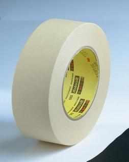 3M  High Performance Masking Tape 232 Tan, 60 mm x 55 m 6.3