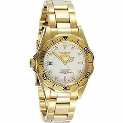 Men's Sport Watches 8938 Pro Diver Collection Gold-Tone BBQG