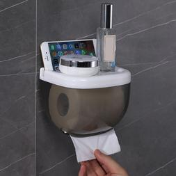 Mobile phone rack paper towel box Waterproof Toilet Paper Ho