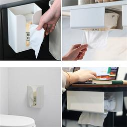 Modern simple wind 1Pc punch-free tissue box <font><b>toilet
