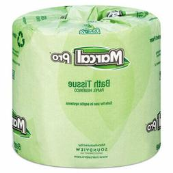 Marcal PRO 3001 100% Recycled Bathroom Tissue, White, 240 Sh