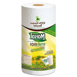 MRC6210 - Marcal Small Steps Jumbo Recycled Paper Towel