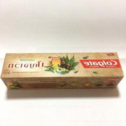 Colgate Natural PANJAVED 100% Toothpaste New Boxed and Seale