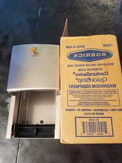 NEW IN BOX Bobrick B-4288 Surface-Mounted Multi-Roll Toilet