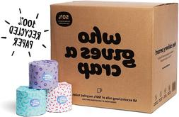 new who gives a crap toilet paper