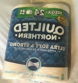 Northern Quilted 6 Mega = 24 Ultra Soft Toilet Paper