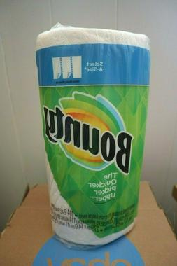 BOUNTY PAPER TOWEL ROLL  114 SHEETS 2 PLY  / ROLL
