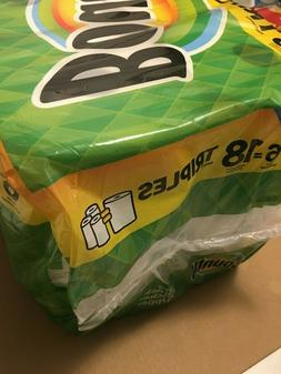 Bounty Paper Towels, Select-A-Size, White, 6 Triple Rolls =1