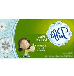Puffs Plus Lotion Facial Tissues 124 Count 2-ply Toilet Pape