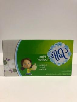 puffs plus lotion Facial Tissues 132 Count 2 Ply Toilet Pape