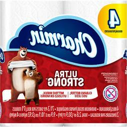 Procter & Gamble Charmin Ultra Strong Toilet Paper - Case of