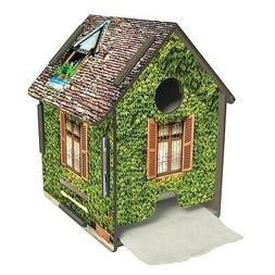 Realistic Ivy Covered House Toilet Paper Holder - Toilet Tis
