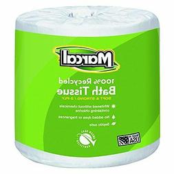 Marcal Small Steps Recycled Bath Tissue 1 RL