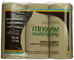 Recycled Unbleached Paper Towels