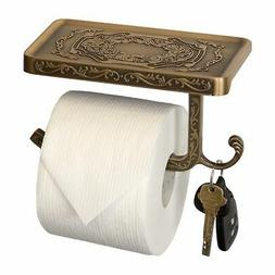 Neater Nest Reversible Bathroom Toilet Paper Holder with Pho
