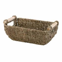 Seagrass Basket Decor Organizer Towels Toilet Papers Home Ha