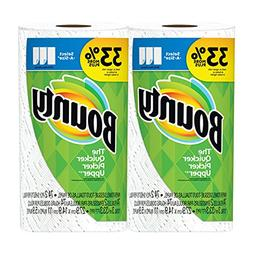 Bounty Select-A-Size, 2-ply 74 sheets Paper Towel big Roll -