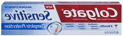 Colgate Sensitive Toothpaste, Complete Protection, Mint - 6