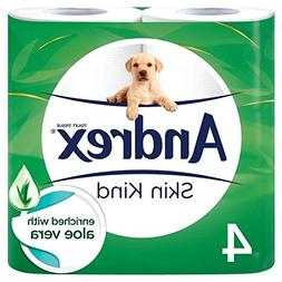 Andrex Skin Kind Toilet Tissue with Aloe Vera & Vitamin E 4